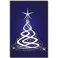Dazzling Tree - D248323-Blue