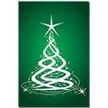 DAZZLING TREE - C2450321-Green