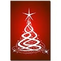 DAZZLING TREE - C2450321-Red