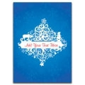 Festive - Blue - C2455214
