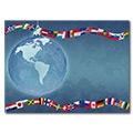 Greetings Around the World - C230325