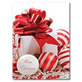 Ornamental Greetings - D248327-Red