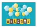 X0038 - Welcome Balloons