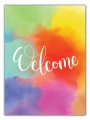 X0040 - Welcome Watercolour